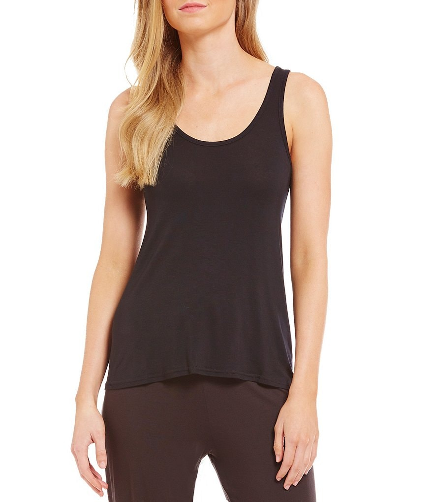 Splendid Drapey Knit Sleep Tank