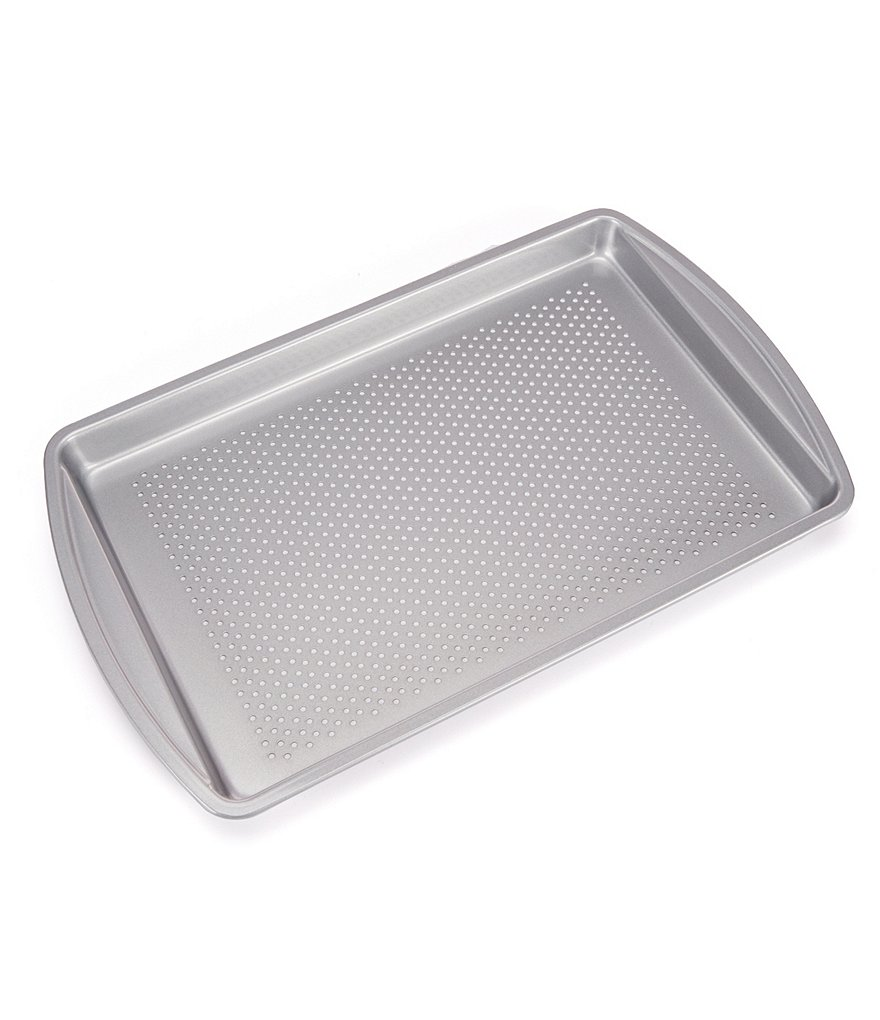 Southern Living® Perforated Carbon Steel Cookie Sheet