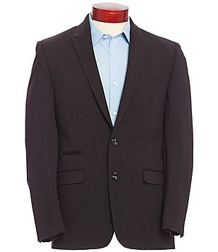 Murano Manhattan Collection Slim-Fit Bonded Knit Blazer