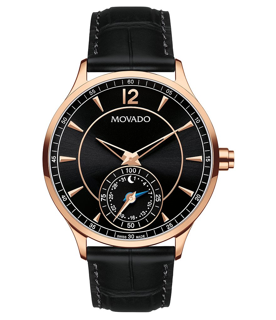 Movado Circa Motion Activity-Tracking Smart Watch
