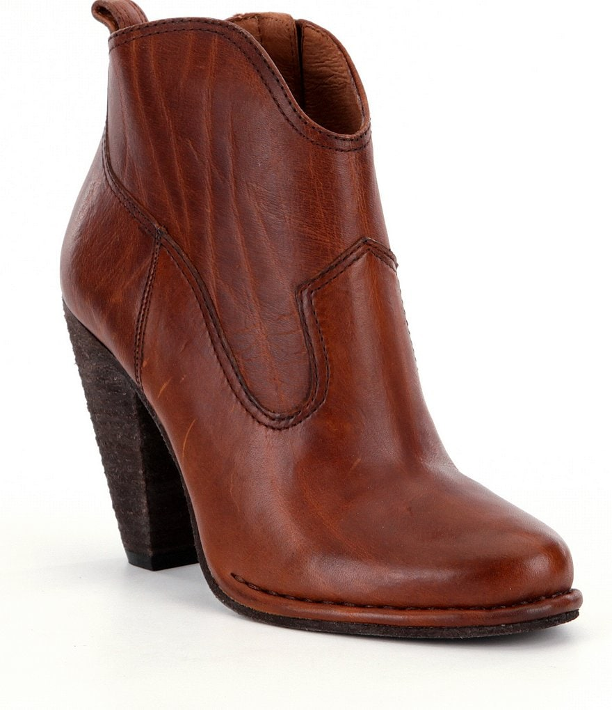 Frye Madeline Short Booties