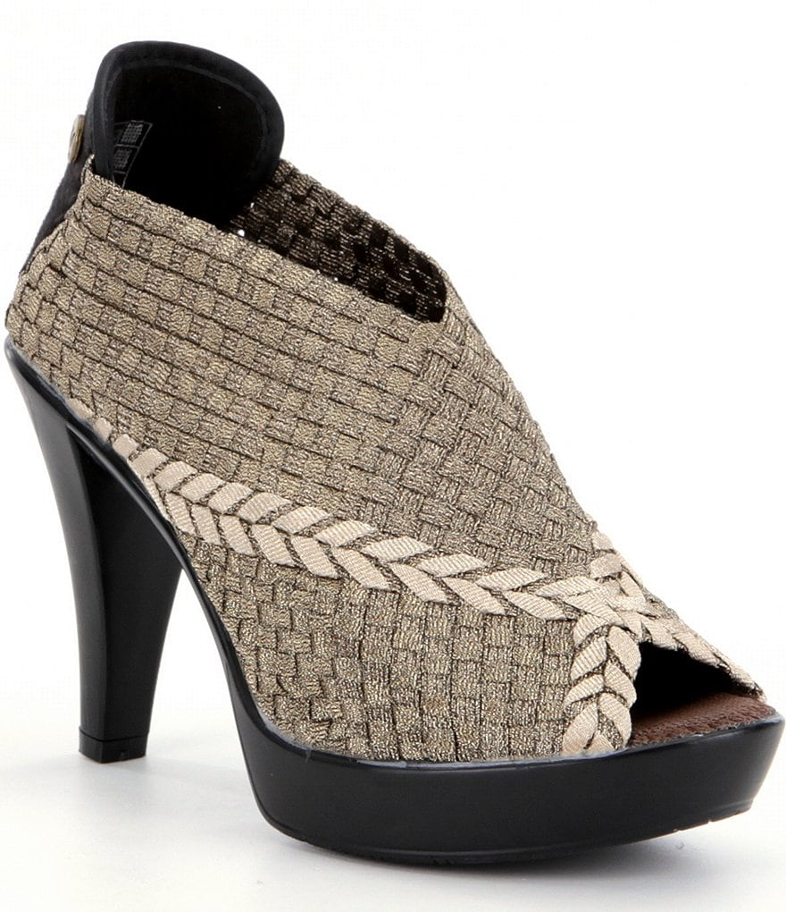Bernie Mev. Braid Helena Pumps