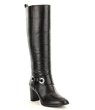 Alex Marie Lorelee Buckled Detailed Boots