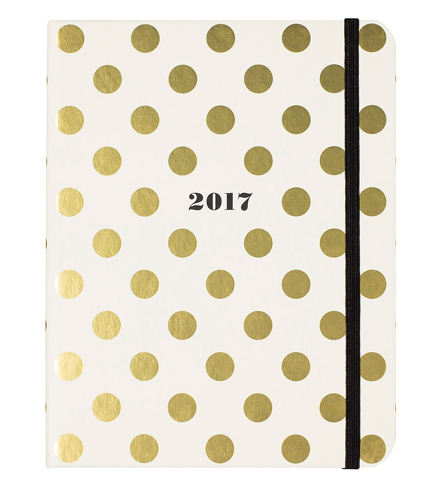 kate spade new york Gold Dots 17-Month Medium Agenda