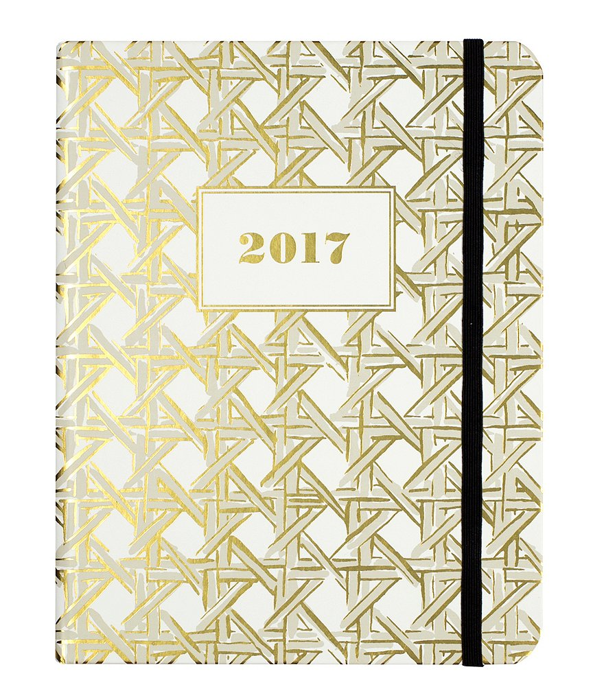 kate spade new york Caning 17-Month Medium Agenda
