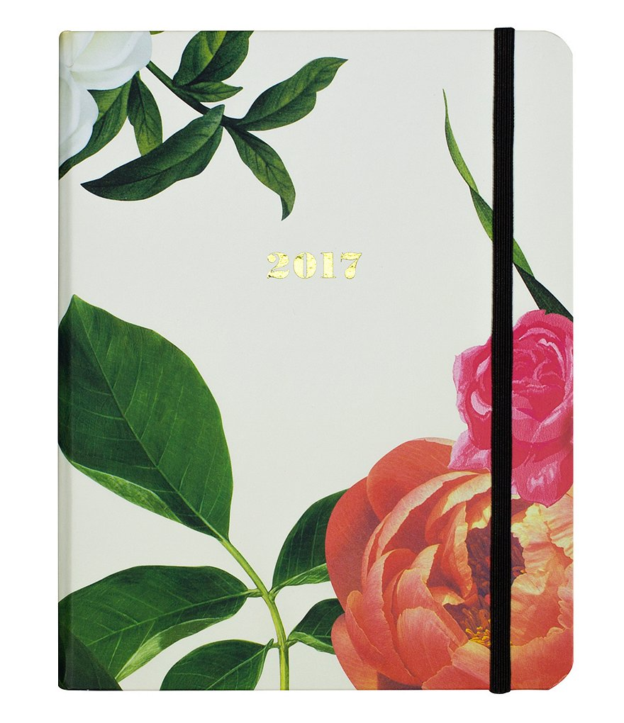 kate spade new york Floral 17-Month Medium Agenda