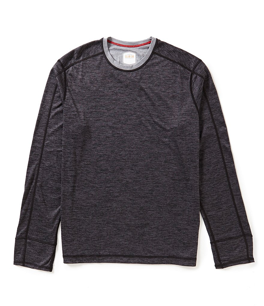 Cremieux Long-Sleeve Jersey Shirt