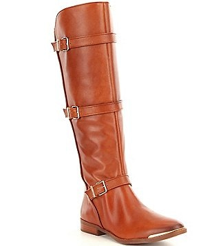 Gianni Bini Davvys Wide Calf Riding Boots