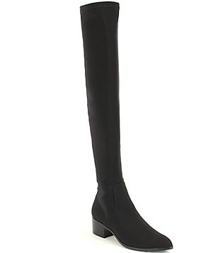 Donald J Pliner Dayle Stretch Over The Knee Boots