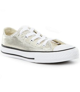 Converse Girl´s Chuck Taylor® All Star® Metallic Oxford Sneakers