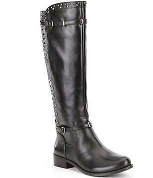 Gianni Bini Tobin Wide Calf Riding Boots