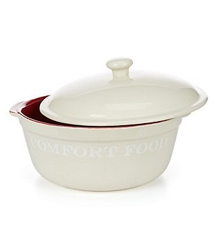 Southern Living Round Covered Casserole Dish