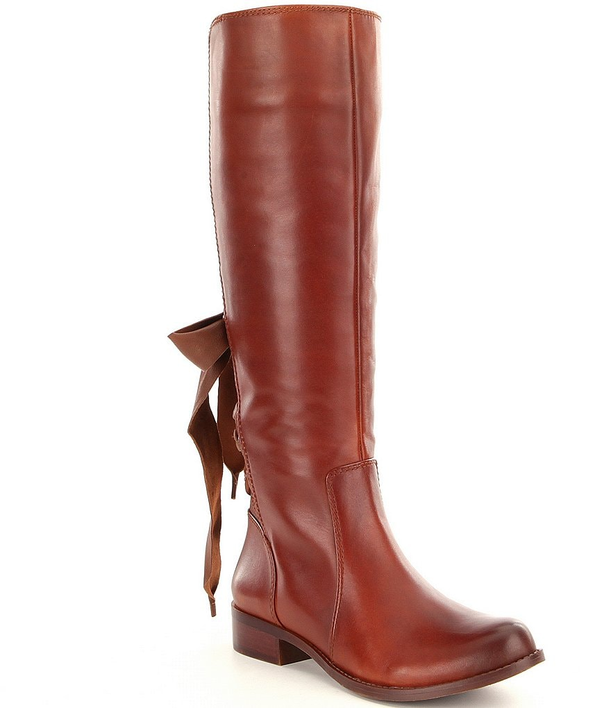 Gianni Bini Truddie Wide Shaft Riding Boots