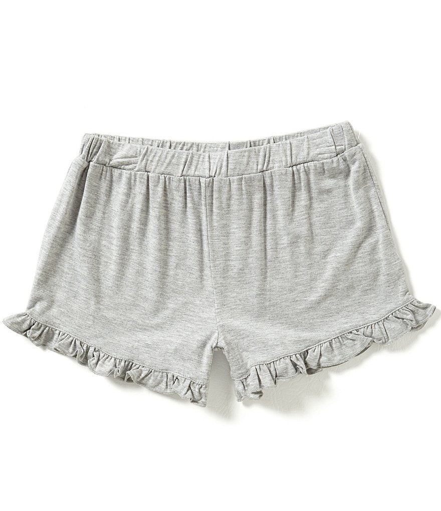 GB Girls Big Girls 7-16 Ruffle Hem Short