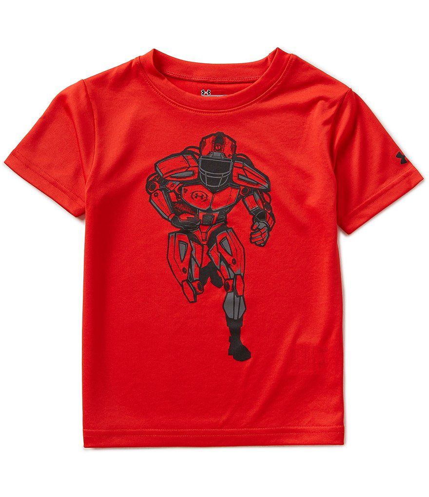 Under Armour Little Boys 2T-7 Machine Short-Sleeve Tee