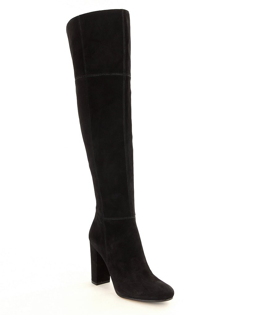 Gianni Bini Ventah Wide Shaft Over The Knee Boots