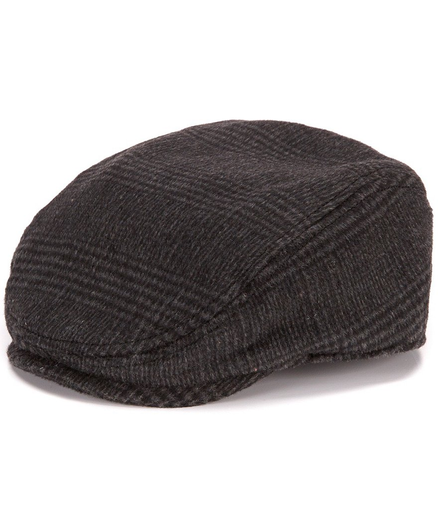 Cremieux Glen Plaid Driver Hat