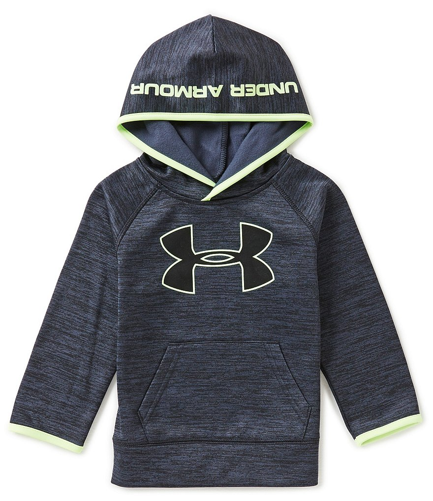 Under Armour Little Boys 2T-7 Armour Fleece Twist Highlight Hoodie