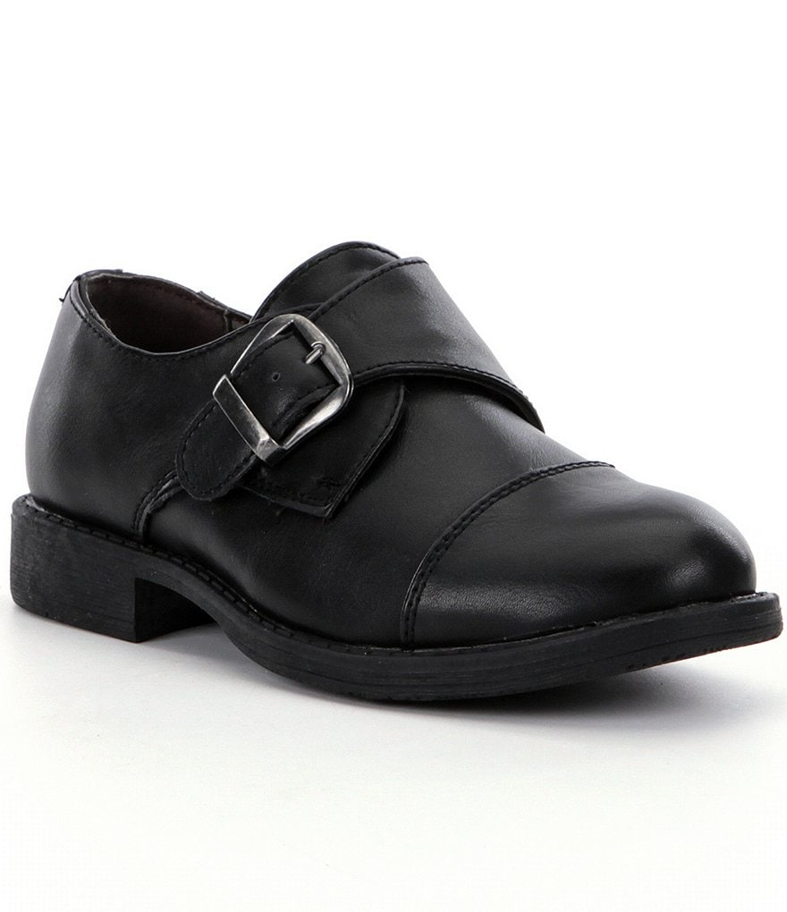 Steve Madden Boys´ B-Monkk Monk Strap Loafers