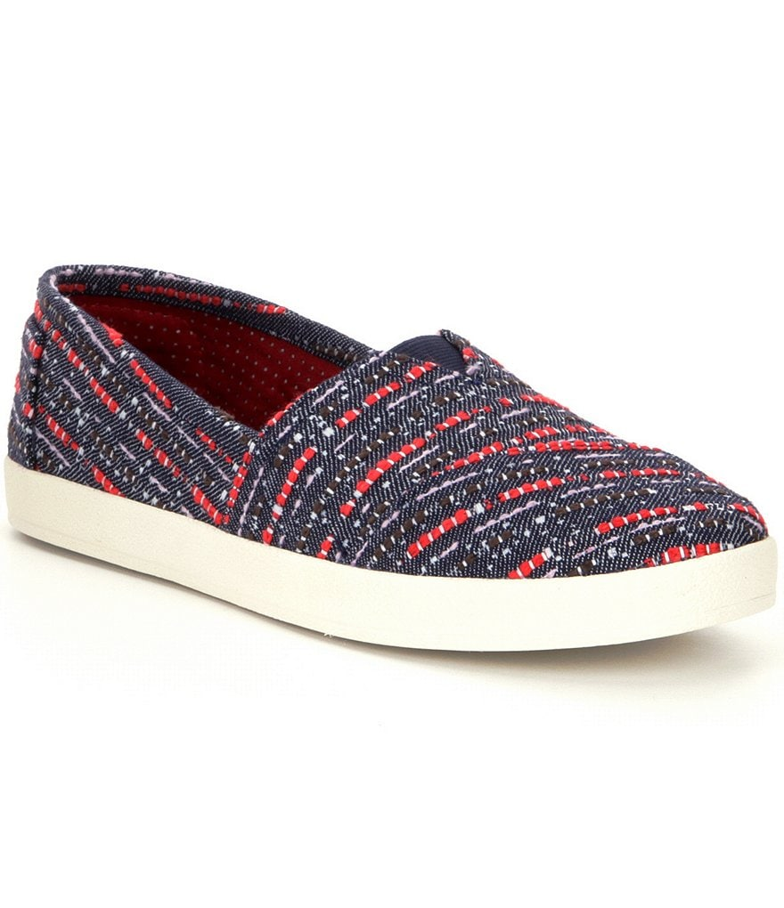 TOMS Avalon Denim Sneakers