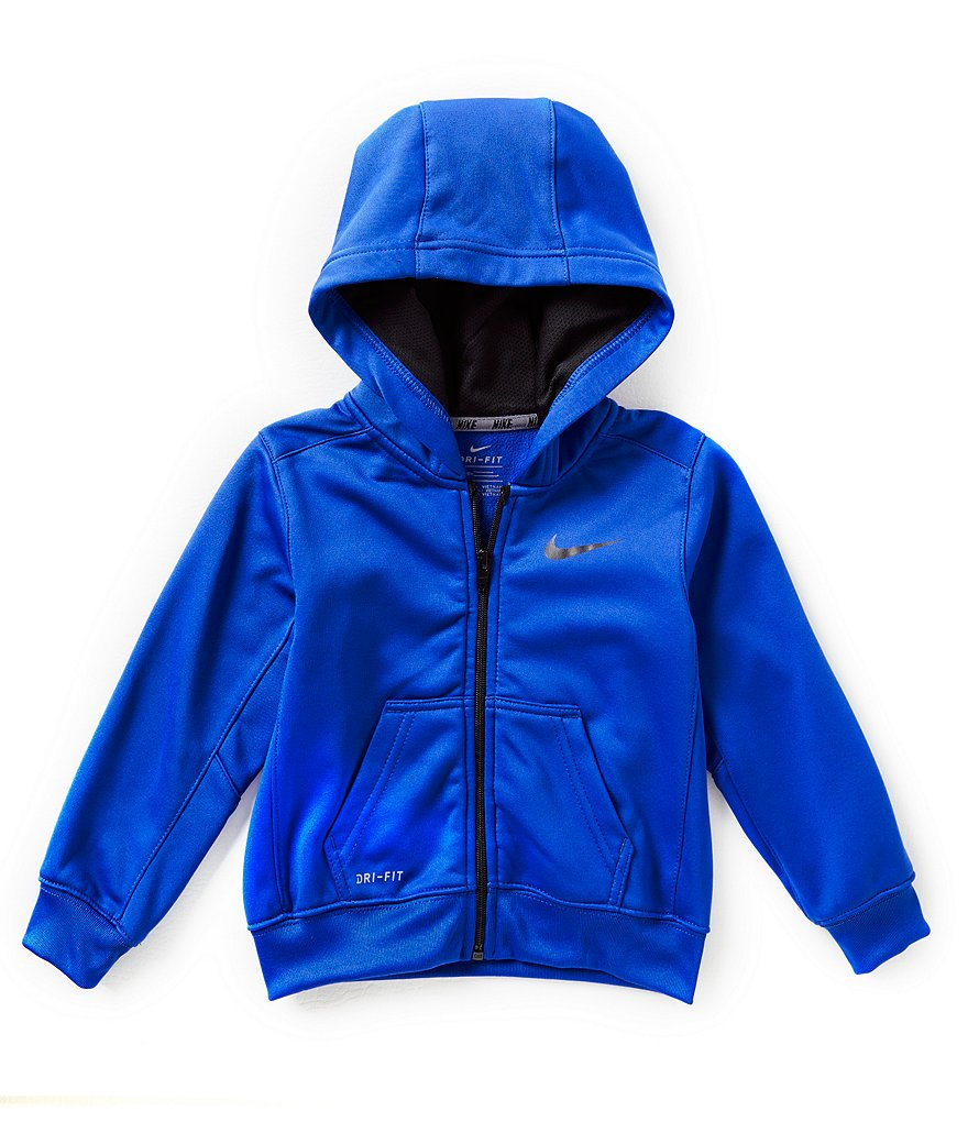 Nike Little Boys 2T-7 KO 2.0 Fleece Hoodie