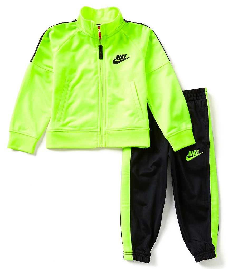 Nike Little Boys 2T-7 Tribute Tricot Track Suit