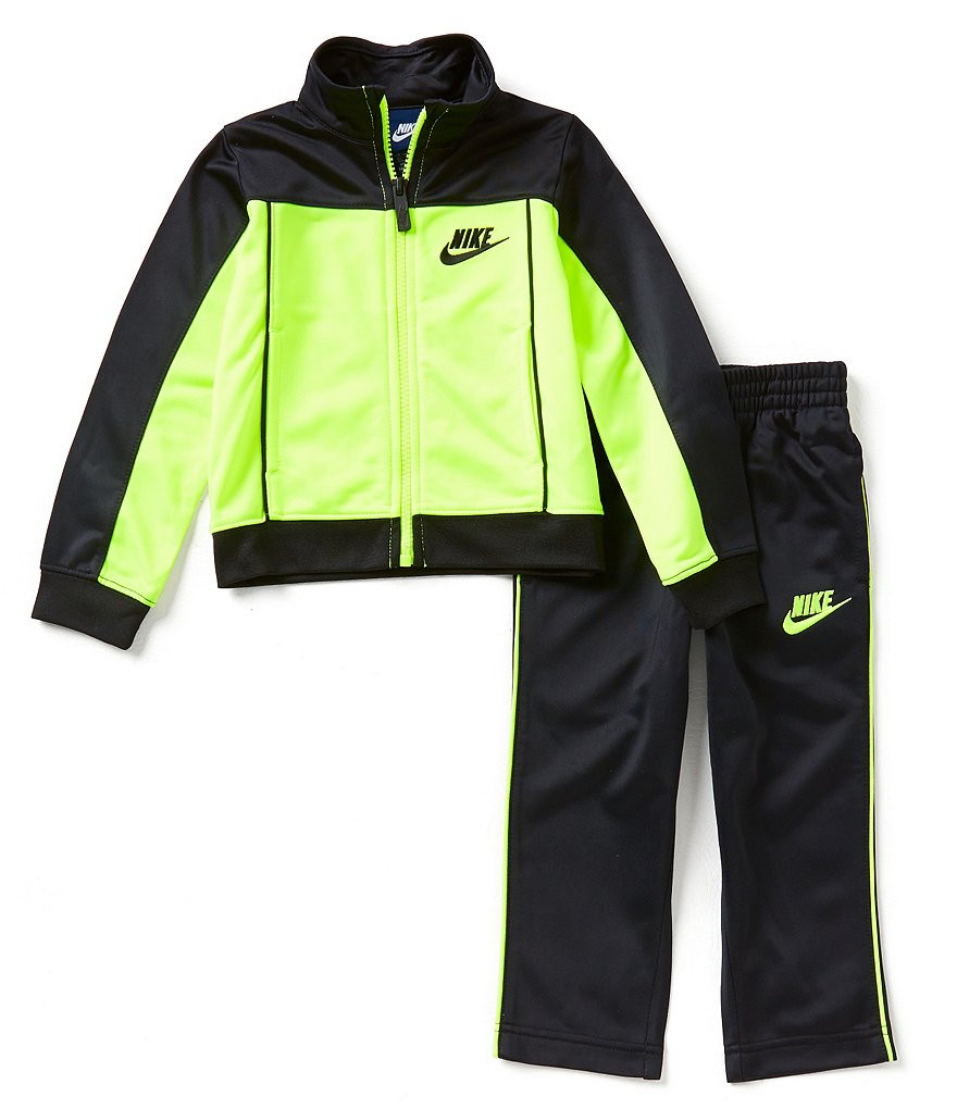 Nike Little Boys 2T-7 Pacific Tricot Track Suit