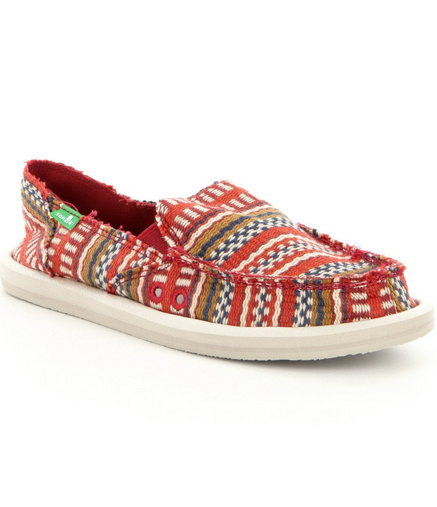 Sanuk Women´s Donna Slip-On Shoes