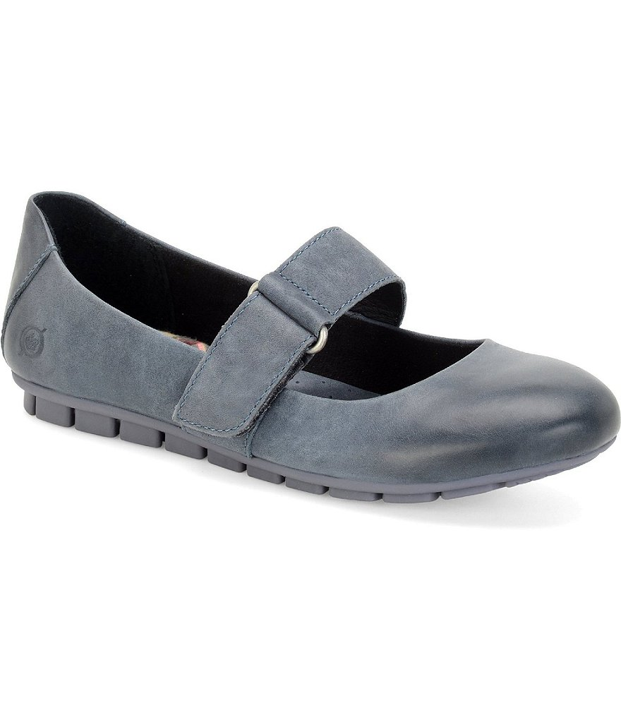 Born Malli Mary Jane Flats