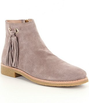 kate spade new york Bellamy Tasseled Booties