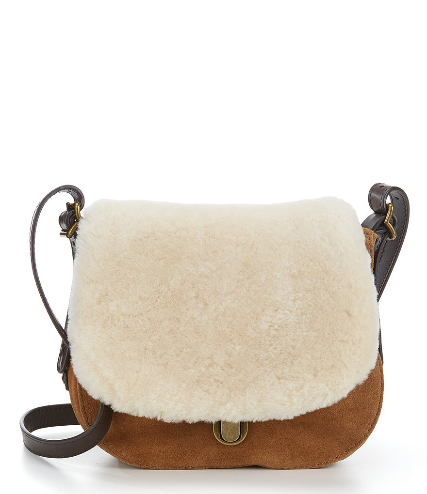 UGG® Heritage Cross-Body Bag