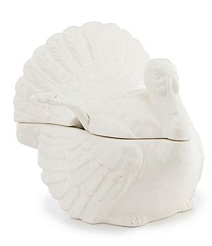 Artimino Harvest Turkey Tureen with Ladle