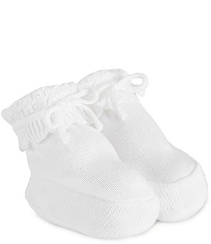 Feltman Brothers Baby Girls Newborn Knit Booties