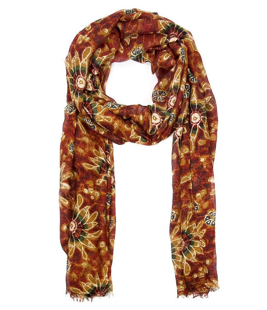 Patricia Nash 70s Revival Collection Scarf