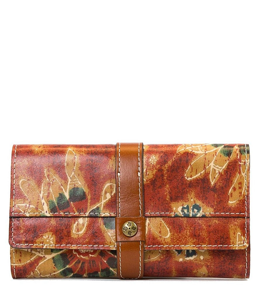 Patricia Nash 70s Revival Collection Murcia Wallet