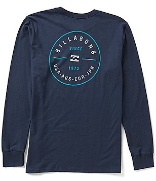 Billabong Rotor Long-Sleeve Graphic Tee