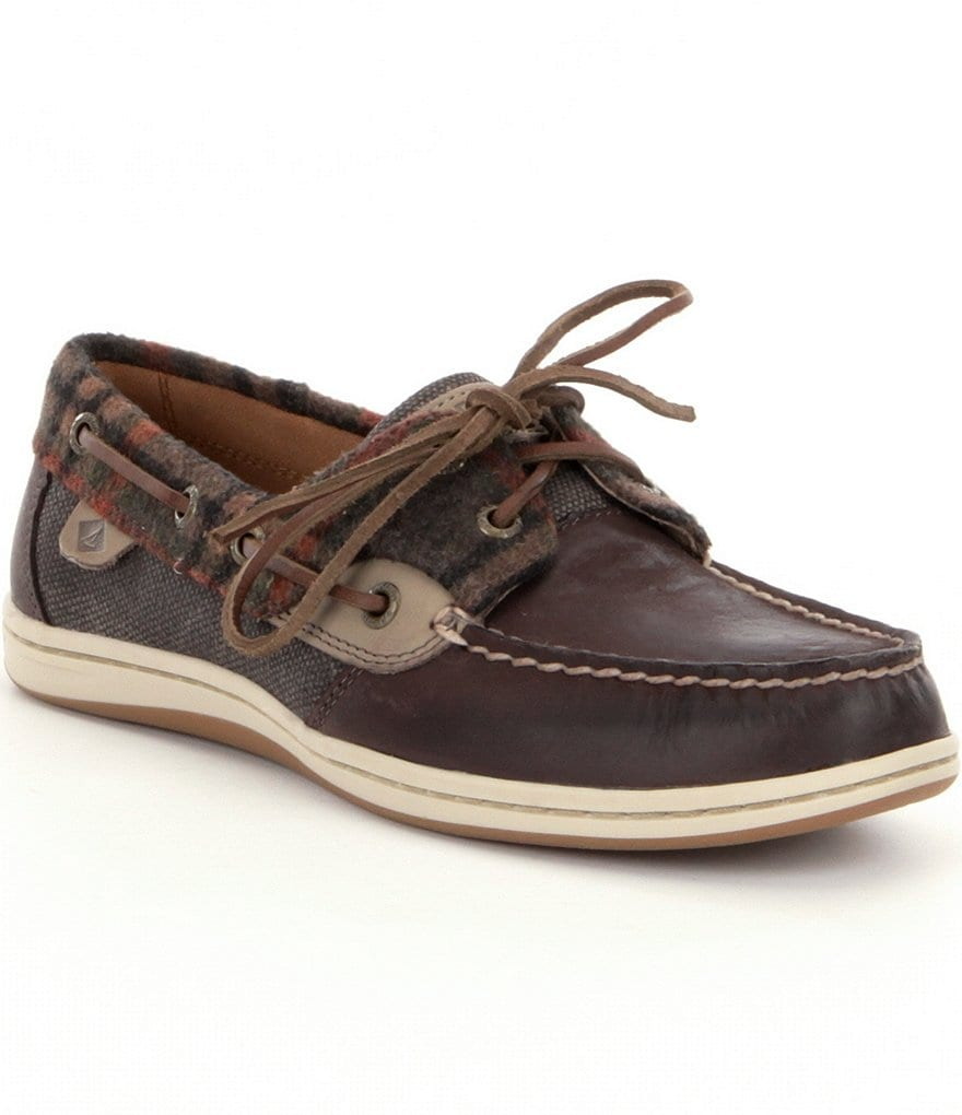 Sperry Koifish Wool Boat Shoes