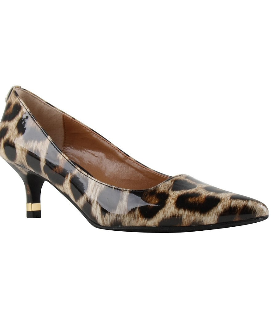 J. Renee Braidy Pumps