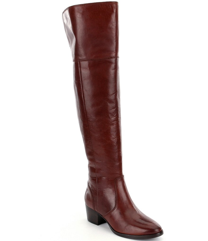 Frye Clara Over-The-Knee Boots