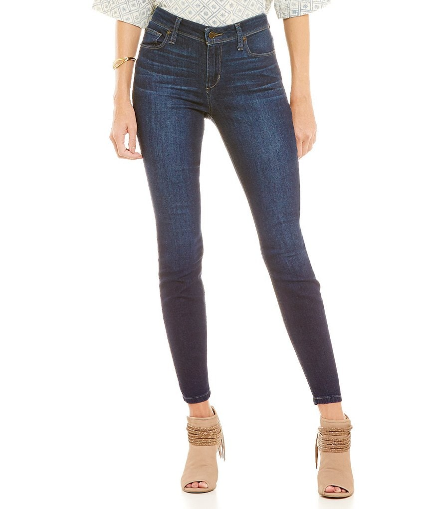 Joe´s Jeans The Icon Mid Rise Saunders Skinny Jeans