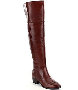 Frye Clara Over The Knee Wide Calf Boots