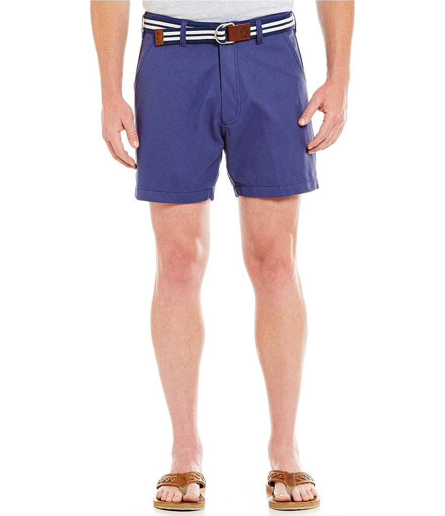 Southern Lure Classic Fit Flat Front Twill Shorts