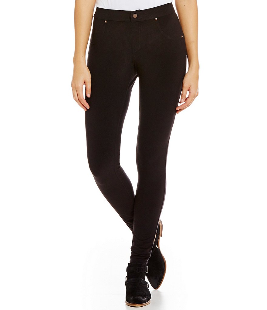 HUE Microfleece Leggings