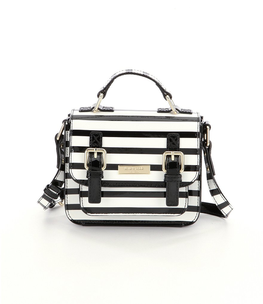 kate spade new york Girls´ Scout Striped Cross-Body Bag