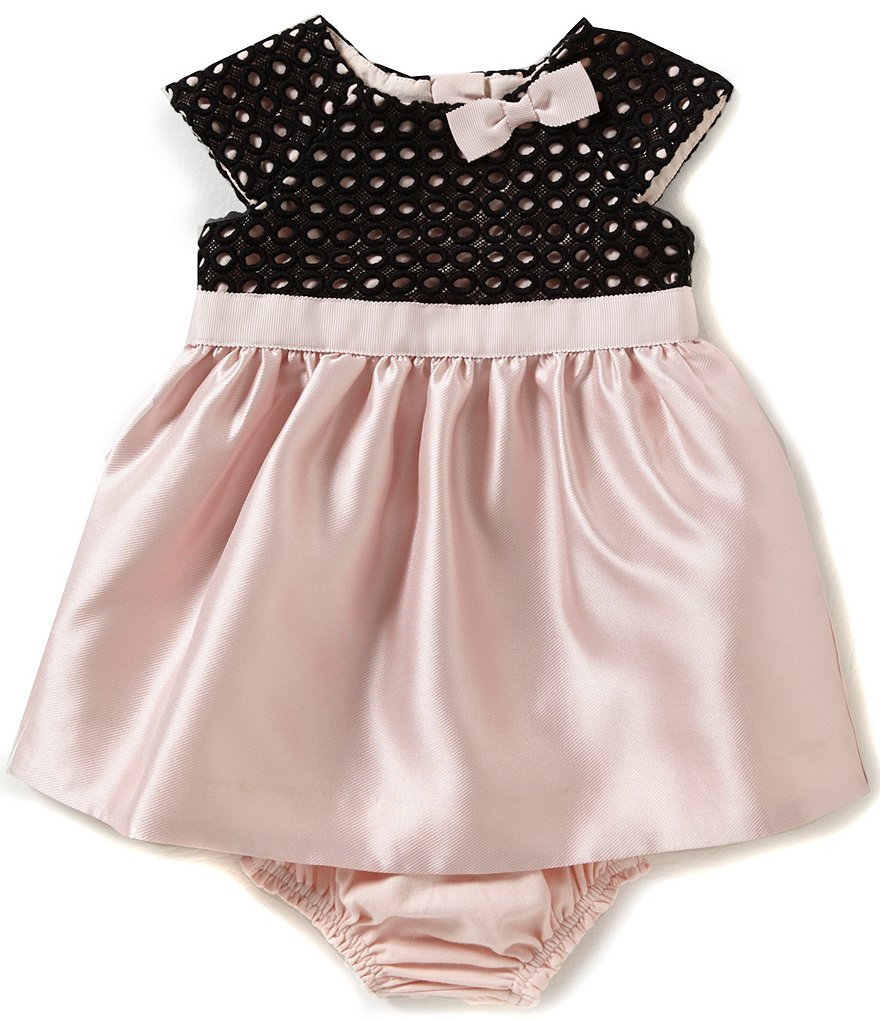 kate spade new york Baby Girls 6-24 Months Guipure Lace Dress