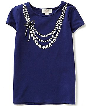 kate spade new york Big Girls 7-14 Alexandria Tee
