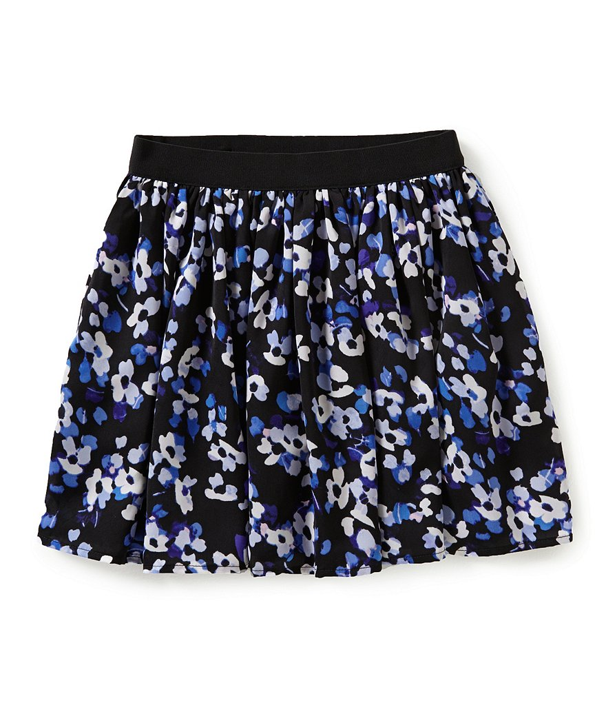 kate spade new york Little Girls 2-6 Floral Skirt