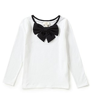 kate spade new york Big Girls 7-14 Bow Top