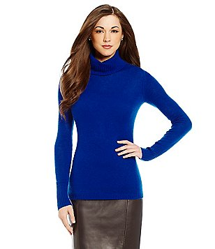 Antonio Melani Cashmere Elizabeth Turtleneck Sweater