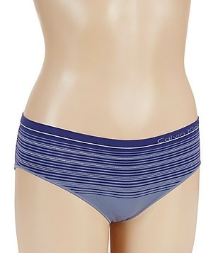 Calvin Klein Seamless Illusions Boy Short Panty